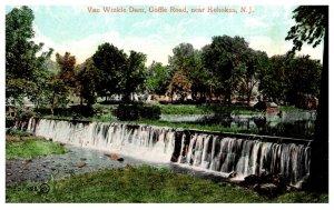 New Jersey  Van Winklle Dam Goffle Road  near Hohokus