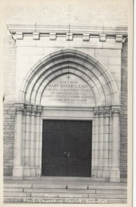 RP: CONCORD, NH, 30-50s; Main Entrance, First Church of Christ Scientist