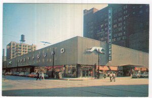Chicago, Illinois, Greyhound Bus Terminal