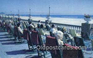 Ostend Hotel, Atlantic City, New Jersey, NJ USA Hotel Postcard Motel Post Car...