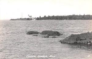 Water View Copper Harbor MI Unused