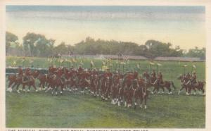 Music Ride of the Royal Canadian Mounted Police 1910-30s