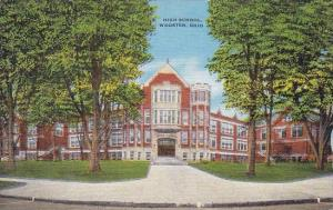 Ohio Wooster High School