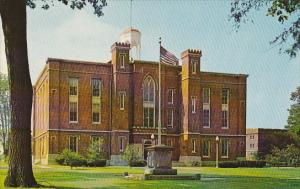 Old Main Knox College Galesburg Illinois