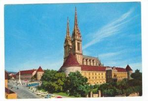 Zagreb, Croatia, Kaptol, 50-60s