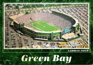 Wisconsin Green Bay Lambeau Field Home Of The Green Bay Packers