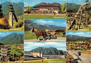 Olympia Skistadion Garmisch Partenkirchen, Stadion m. Kramer Eckbauerbahn