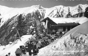 Graukogellift Bergstation Badgastein Postcard