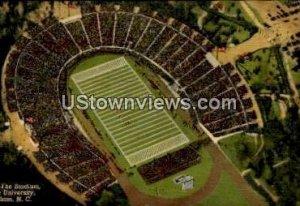 The Stadium, Duke University in Durham, North Carolina