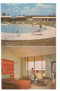 Howard Johnson's Motor Lodge & Restaurant,  Southern Pines, North Carolina, 4...