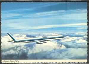 Eastern Airlines - Super DC-8, unused from 1970´s