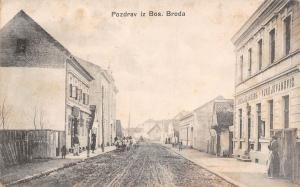 Pozdrav iz Bos. Broda Brod, Bosnia and Herzegovina 1916