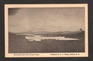NY Newfound Lake Sleeper Farm BRISTOL NEW HAMPSHIRE PC