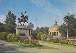 Postal 60350. Monumento Cid Campeador y casino. Sevilla