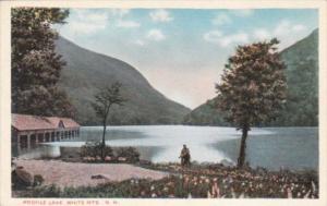 New Hampshire White Mountains Profile Lake