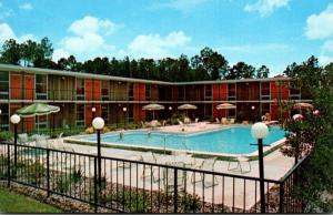 Florida Ormond Beach Davis Brothers Cafeterias and Motor Lodges