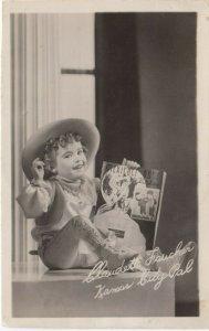 RP: Kansas City Pal , Claudette Foucher , 1910-30s