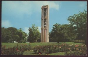 SPRINGFIELD ILLINOIS Thomas Rees Memorial Carillon Washington Park Postcard