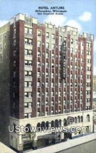 Hotel Antlers