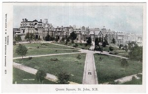 St. John, N.B., Queen Square