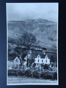 Wales THE SNOWDON RANGER Merseyside Youth Hostel - Old RP Postcard