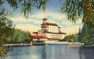 CO -Colorado Springs. The Broadmoor