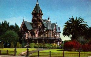 California Eureka Carson Home Built 1885 1955