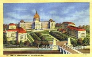 Capitol Park Extension Harrisburg PA Unused