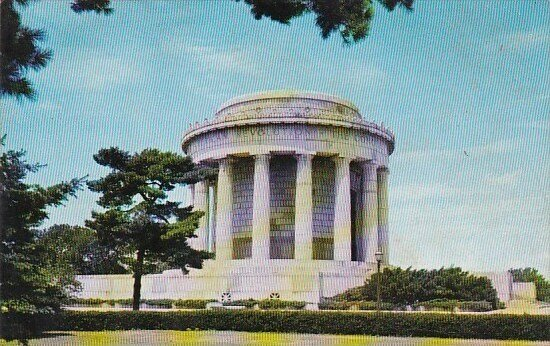 Indiana Vincennes George Rogers Clark State Memorial
