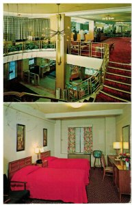 Postcard - Abbey Hotel 51st Street East of 7th Ave. New York City, New York