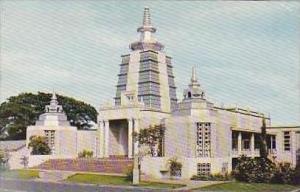 Hawaii Honolulu Buddhist Temple
