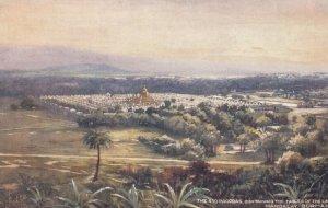 BURMA , 00-10s ; The 450 Pagodas , MANDALAY ; TUCK 7238
