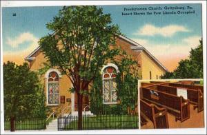 Presbyterian Church, Gettysburg PA
