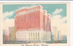 The Palmer House Hotel, Chicago, Illinois 1920-40s