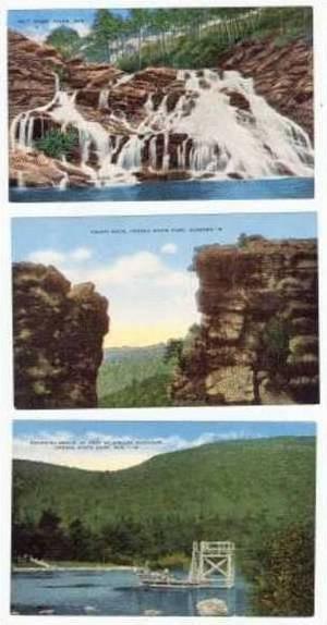 3-Pieces, Scenes of Alabama, 30-40s