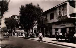 CPA SÉNÉGAL-120. Dakar-Avenue W. Ponty (331107)