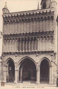 Eglise Notre-Dame, Dijon (Côte-d´Or), France, 1900-1910s