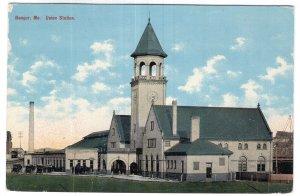 Bangor, Me, Union Station