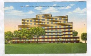 The Ellis Fischel State Cancer Hospital, Columbia, Missouri, 20-40s