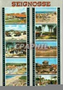 Postcard Modern Seignosse Landes Country Holidays