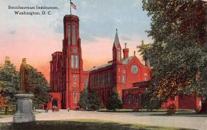 Smithsonian Institution, Washington, D.C., Early Postcard, Unused
