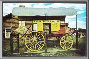 Montana Miles City Range Riders Stagecoach - [MT-012]