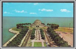 Illinois, Chicago Adler Planetarium - [IL-035]