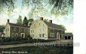 Wayside Inn - Sudbury, Massachusetts MA