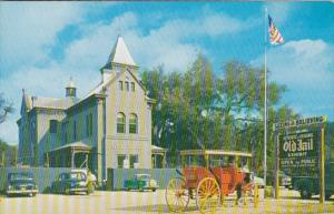 Florida St Augustine The Old Jail 1969