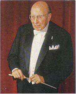 Robert Stolz Conductor and Composer