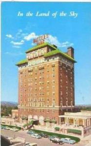 Battery Park Hotel, Asheville, North Carolina, 40-60s
