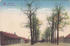 Beverloo Camp , Leopoldsburg, Belgium, 00-10s ; Caserne d'Infanterie