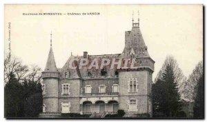 Around Morestel - Chateau de Lancin Old Postcard