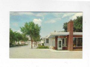 Vtg 1950's Hammer's Motel, Kearney, Nebraska Postcard